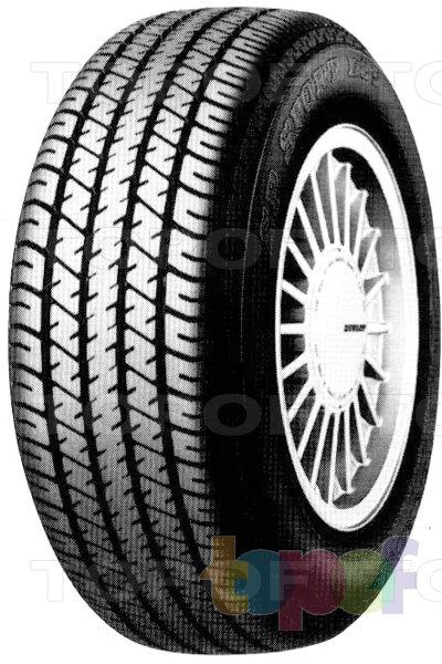 Шины Dunlop SP Sport D8Z. Дорожная шина для легкового автомобиля