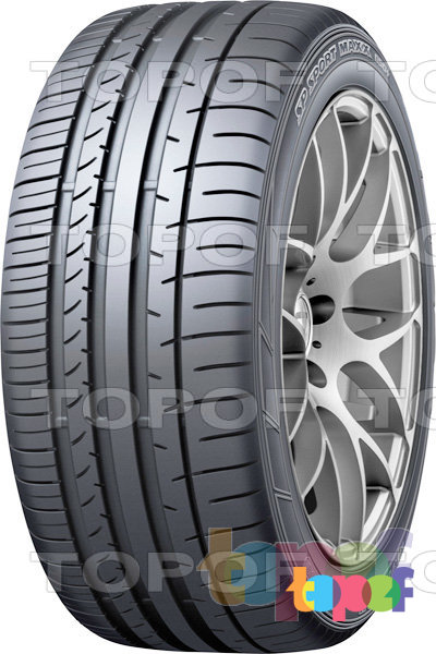 Шины Dunlop SP Sport Maxx 050+. Изображение модели #1