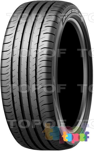 Шины Dunlop SP Sport Maxx 050. Летняя шина для внедорожника