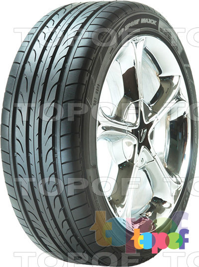 Шины Dunlop SP Sport Maxx 101. Дорожная шина для легкового автомобиля