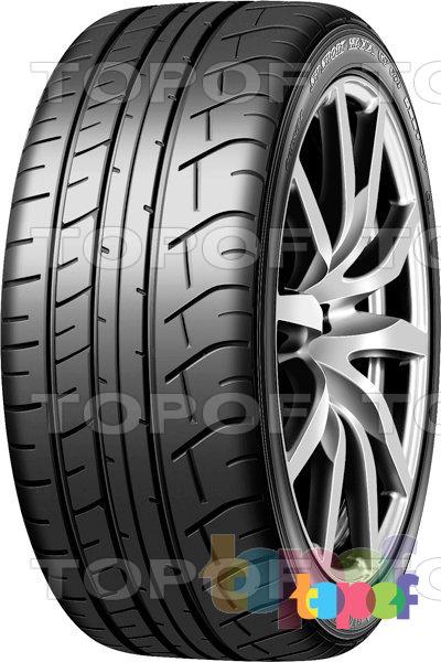 Шины Dunlop SP Sport Maxx GT600