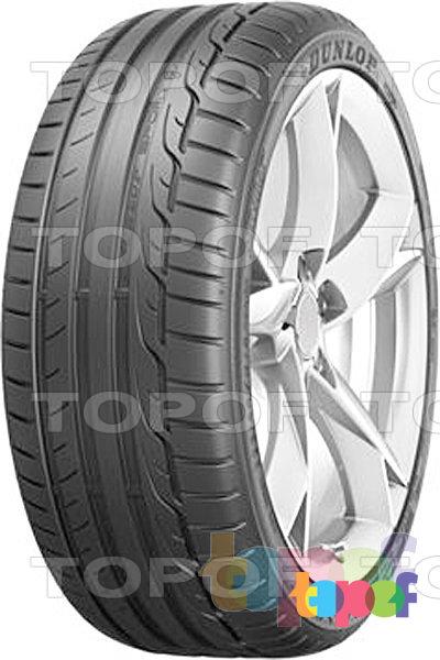Шины Dunlop Sp Sport Maxx RT. Дорожная шина для легкового автомобиля