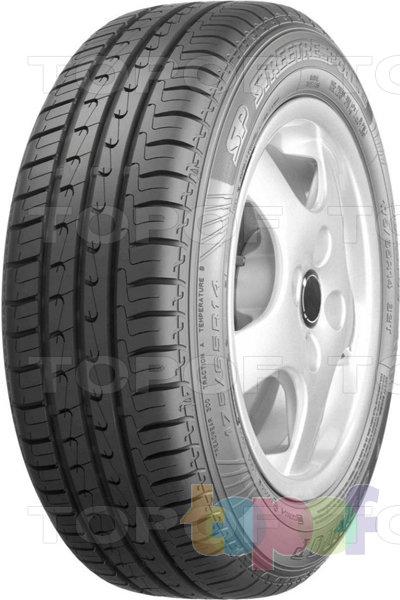 Шины Dunlop SP Street Response. Дорожная шина для легкового автомобиля