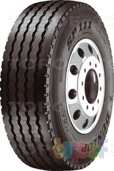 Шины Dunlop SP111. Универсальная шина для грузового автомобиля