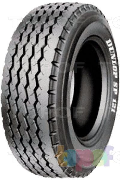Шины Dunlop SP121. Универсальная шина для минивэна