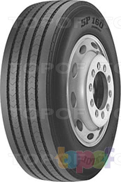Шины Dunlop SP160