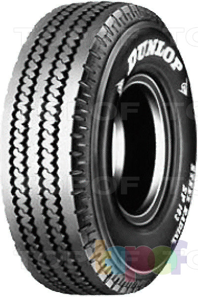 Шины Dunlop SP163. Универсальная шина для прицепа