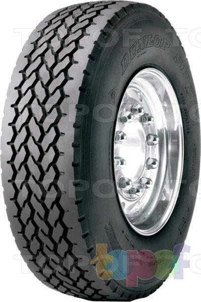 Шины Dunlop SP231. Универсальная шина для грузового автомобиля