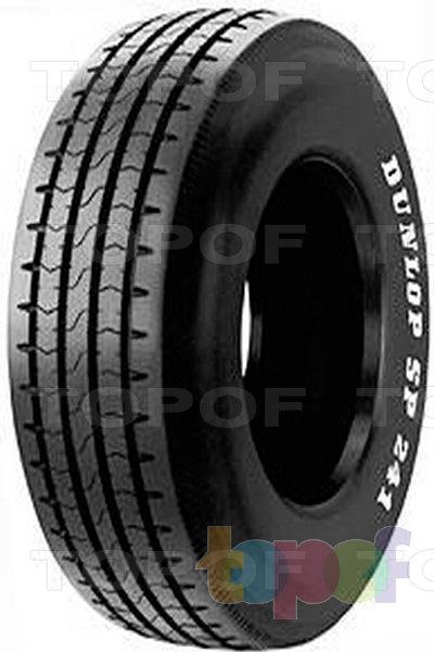 Шины Dunlop SP241. Дорожная шина для грузового автомобиля