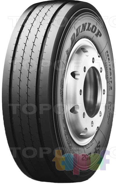 Шины Dunlop SP252. Дорожная шина для грузового автомобиля