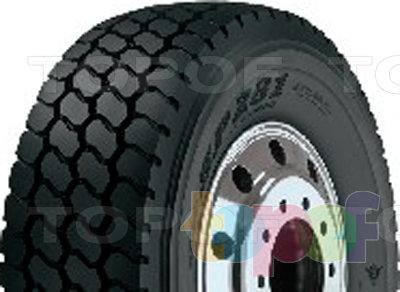 Шины Dunlop SP281. Дорожная шина для грузового автомобиля