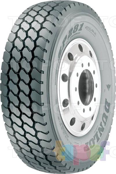 Шины Dunlop SP281. Изображение модели #1
