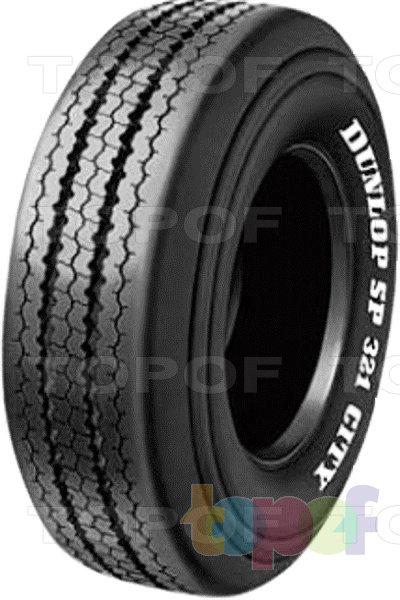 Шины Dunlop SP321 City. Универсальная шина для грузового автомобиля