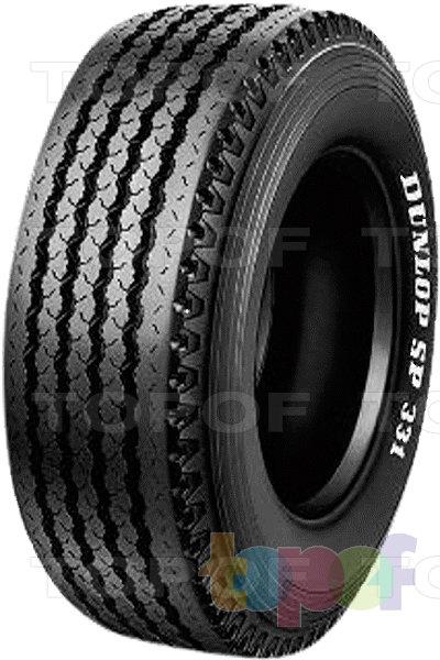 Шины Dunlop SP331. Универсальная шина для грузового автомобиля