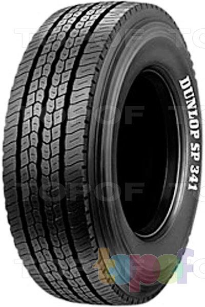 Шины Dunlop SP341. Универсальная шина для грузового автомобиля