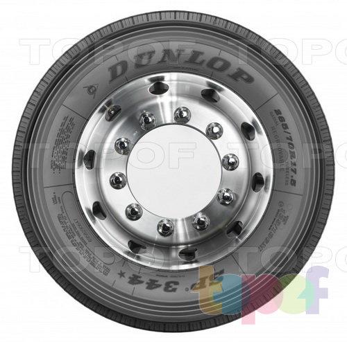 Шины Dunlop SP344. Дорожная шина для грузового автомобиля