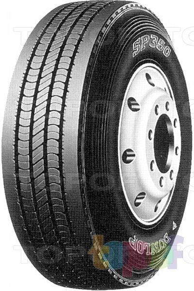 Шины Dunlop SP350. Изображение модели #1