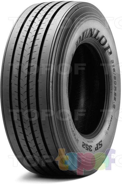 Шины Dunlop SP352. Дорожная шина для грузового автомобиля