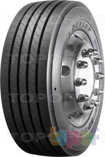 Шины Dunlop SP372 City. Дорожная шина для грузового автомобиля