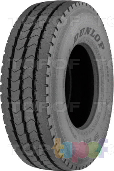 Шины Dunlop SP382. Универсальная шина для грузового автомобиля
