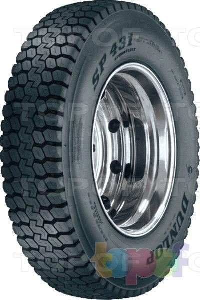 Шины Dunlop SP431