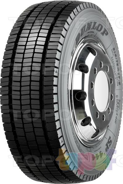 Шины Dunlop SP444. Дорожная шина для грузового автомобиля