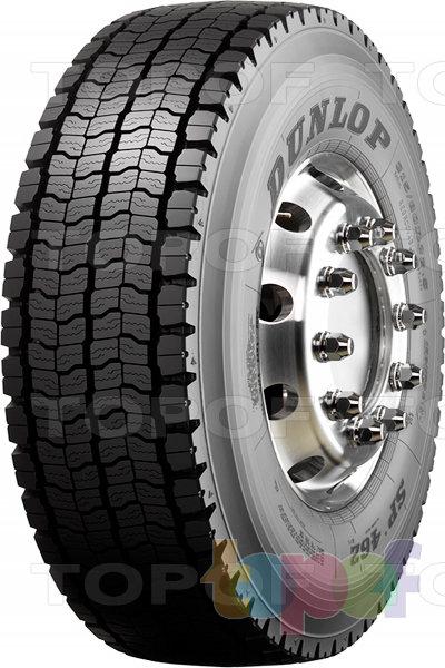 Шины Dunlop SP462. Дорожная шина для грузового автомобиля