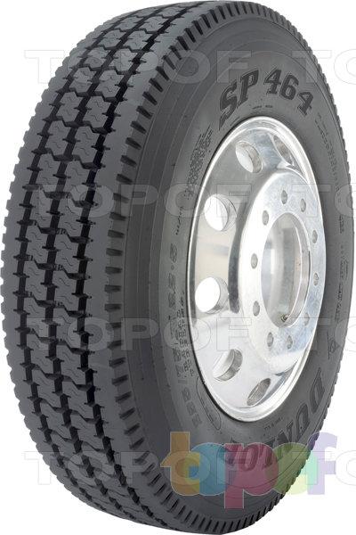 Шины Dunlop SP464. Грузовая шина для ведущей оси