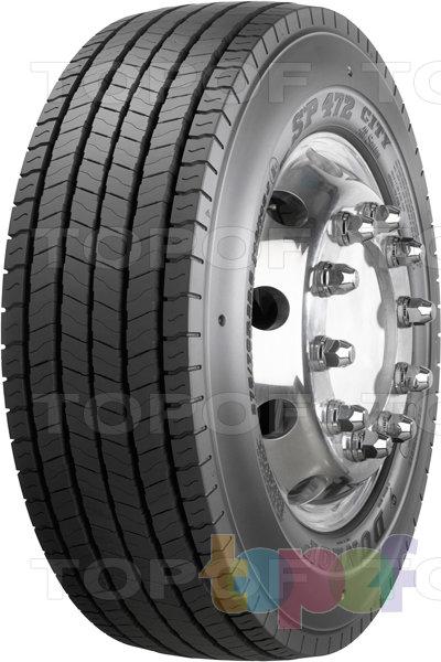 Шины Dunlop SP472 City. Универсальная шина для грузового автомобиля
