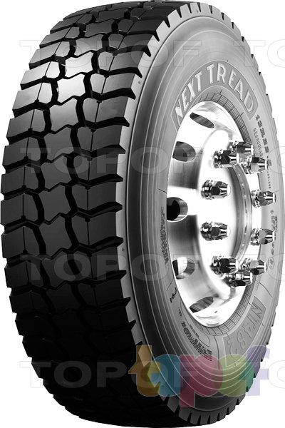 Шины Dunlop SP482. Дорожная шина для грузового автомобиля