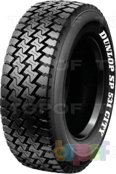 Шины Dunlop SP531 City MCD