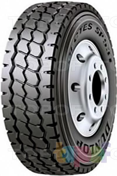 Шины Dunlop SP531 Dectes. Дорожная шина для грузового автомобиля