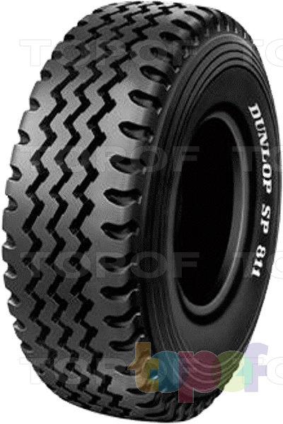 Шины Dunlop SP811. Грязевая шина для грузового автомобиля