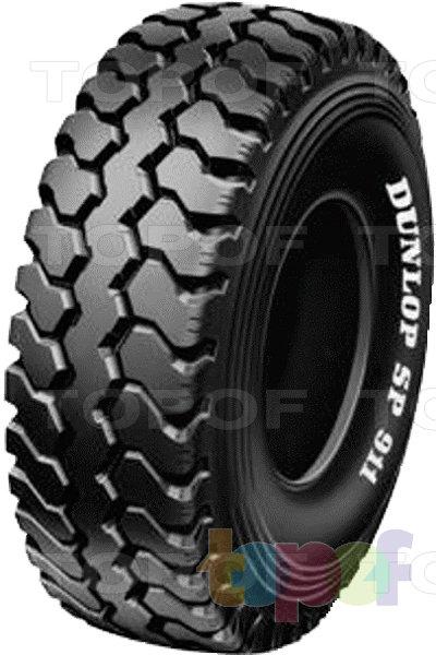 Шины Dunlop SP911. Грузовая шина повышенной проходимости