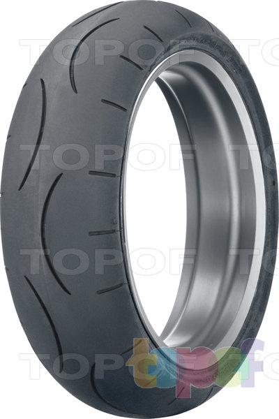 Шины Dunlop Sportmax D211 GP-A Pro. Переднее колесо