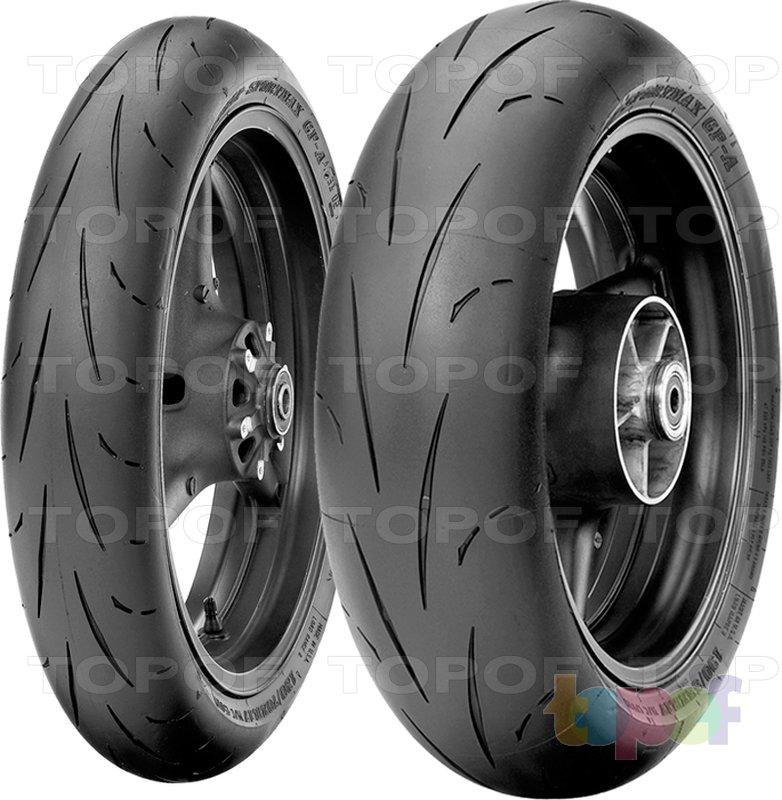 Шины Dunlop Sportmax D211 GP Racer