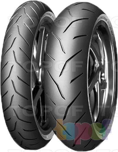 Шины Dunlop Sportmax GPR alpha 11