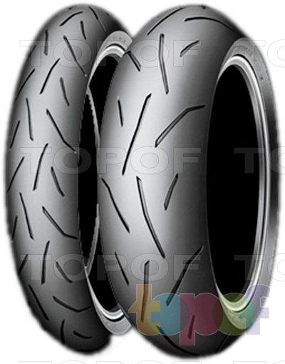 Шины Dunlop Sportmax GPR alpha 12