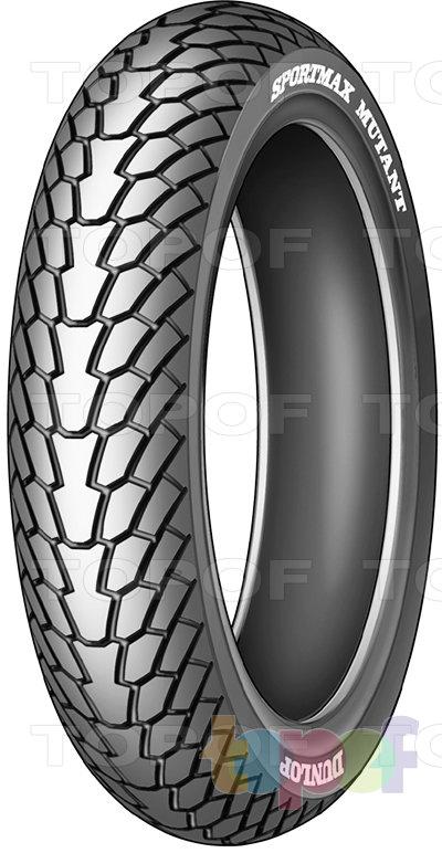 Шины Dunlop Sportmax Mutant. Задняя