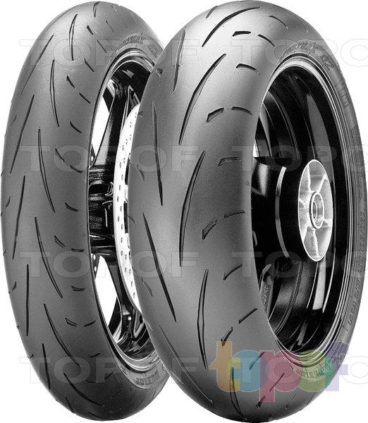 Шины Dunlop Sportmax Qualifier II. Для мотоциклов