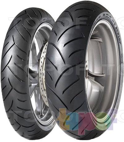 Шины Dunlop Sportmax Roadsmart. Спортивная шина для мотоцикла