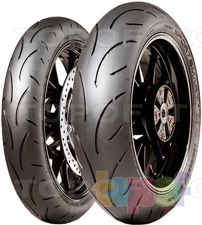 Шины Dunlop SportSmart 2. Изображение модели #1