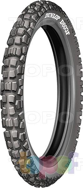 Шины Dunlop Trailmax D603. Переднее колесо
