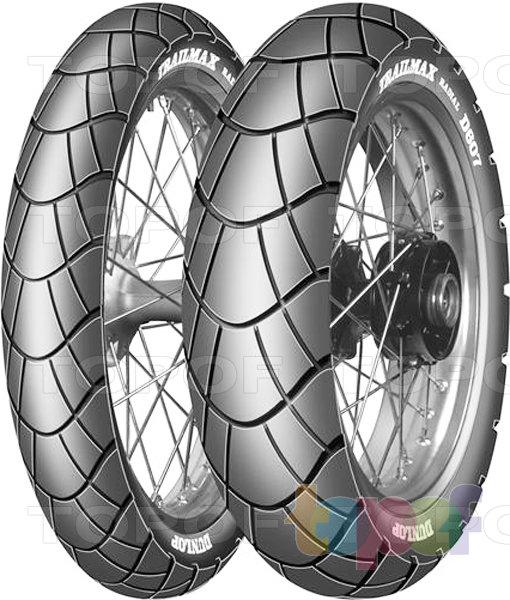 Шины Dunlop Trailmax D607. Изображение модели #1