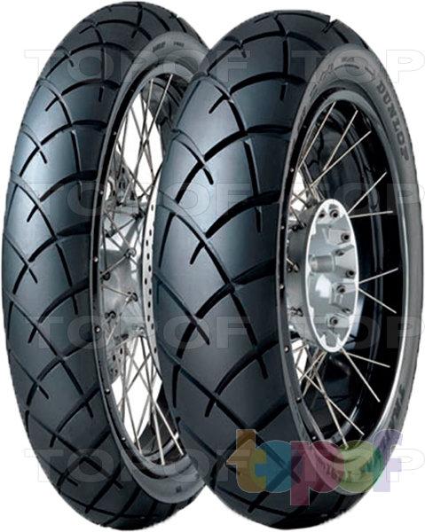 Шины Dunlop Trailmax TR91. Изображение модели #1