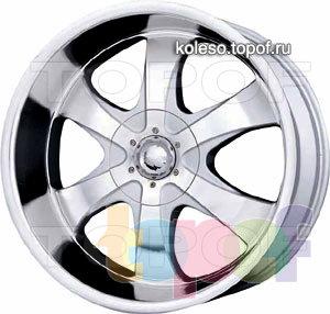 Колесные диски Enkei Deep Six. Изображение модели #1