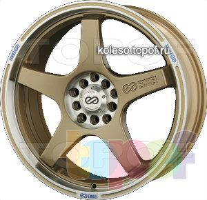 Колесные диски Enkei Evo 5. Изображение модели #1