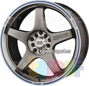 Колесные диски Enkei Evo 5. Изображение модели #2