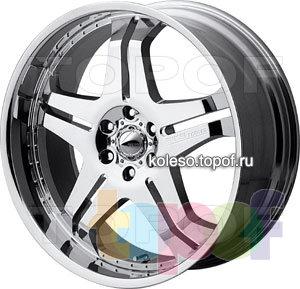 Колесные диски Enkei F5. Изображение модели #1