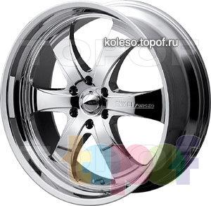 Колесные диски Enkei F6. Изображение модели #1
